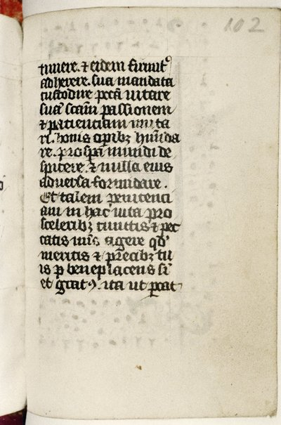 Book of Hours (incomplete).