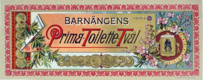 Barnängens Prima Toilette Tvål