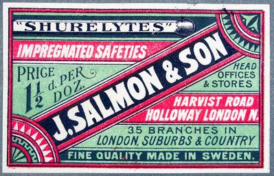 J.Salmon & Son, London