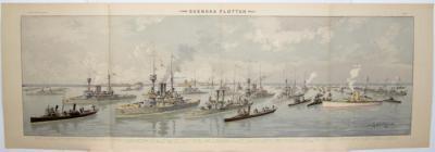 Svenska Flottan 1900. Herman af Sillén 99