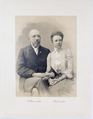 O. Bernadotte, Ebba Bernadotte