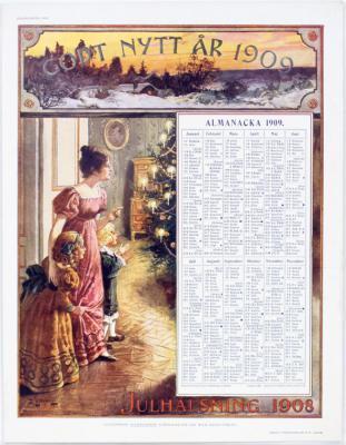 Godt Nytt År 1909