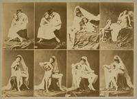 Contactes de nus d'una dona i unes nenes