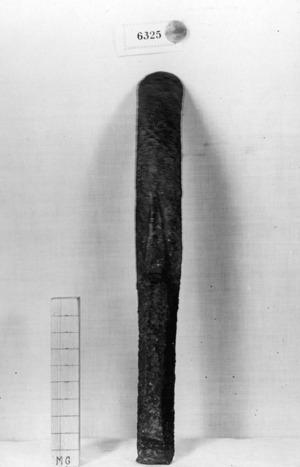 Strigilis del segle V-IV a.C.