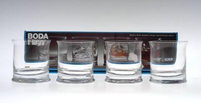 dricksglas i originalförpackning