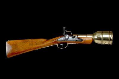 granatgevär, flintlåsgevär, gevär