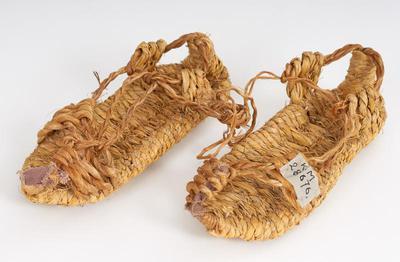 sandal, sko, skodon