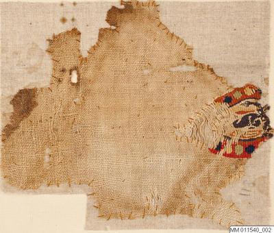 vävnad, fragment