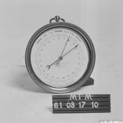 barometer, aneroidbarometer