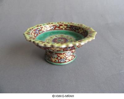 Bencharong style decoration