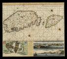Nieuwe Afteekening van de Eylanden van Gozo en Melita of Malta... / te Amsterdam by Gerard Van Keulen