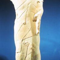 Grupo de los antepasados del conjunto escultórico de Cerrillo Blanco (Porcuna, Jaén, España)