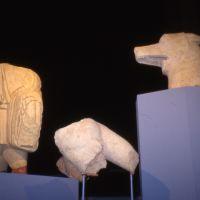 Musealización del conjunto escultórico de El Pajarillo (Huelma, Jaén, España).