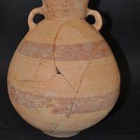 Urna funeraria 207. Tumba 271. Necrópolis ibera de La Noria (Fuente de Piedra, Málaga, España)