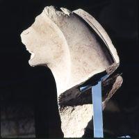 Figura zoomorfa, grifo. Conjunto escultórico de El Pajarillo (Huelma, Jaén, España).