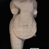 Guerrero de la caetra. Conjunto escultórico de Cerrillo Blanco (Porcuna, Jaén, España).