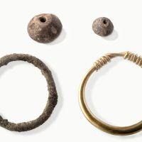 Conjunto de materiales del foso del Túmulo C de la necrópolis ibérica de La Noria (Fuente de Piedra, Jaén, España)