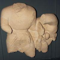 Cazador de perdices. Conjunto escultórico de Cerrillo Blanco (Porcuna, Jaén, España)