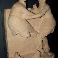Luchadores. Conjunto escultórico de Cerrillo Blanco (Porcuna, Jaén, España)