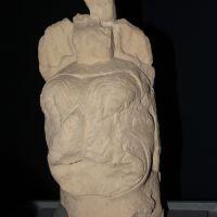 Cabeza zoomorfa. Conjunto escultórico de Cerrillo Blanco (Porcuna, Jaén, España)