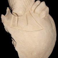 Carnicero mordiendo. Conjunto escultórico de Cerrillo Blanco (Porcuna, Jaén, España)