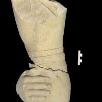 Fragmento E11. Conjunto escultórico de Cerrillo Blanco (Porcuna, Jaén, España)