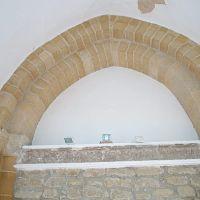 Friso decorativo. Castillo de Lopera (Jaén, España)