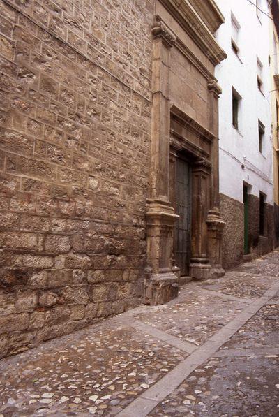 Baño árabe del Naranjo (Jaén, España)