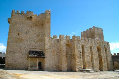 Castillo de Lopera (Jaén, España)