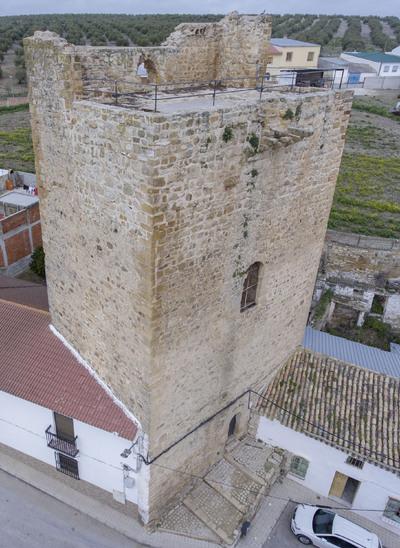 Torre. Higuera de Calatrava (Jaén, España)