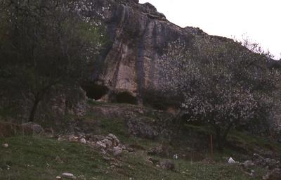 Santuario ibérico Cueva de la Lobera, Altos del Sotillo (Castellar, Jaén, España)