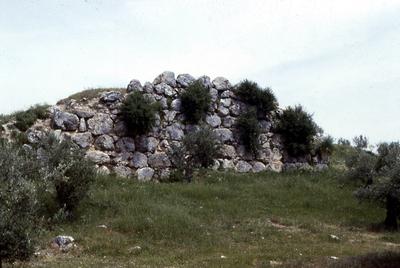 Oppidum iberico de Cerro Miguelico (Torredelcampo, Jaén, España)
