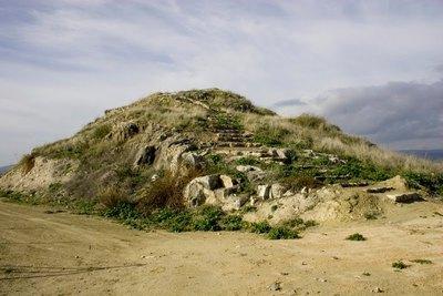 Asentamiento Castellones de Caviedes (Cazorla, Jaén, España)