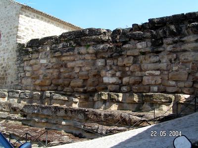 Muralla ciclópea de Ibros (Jaén, España)