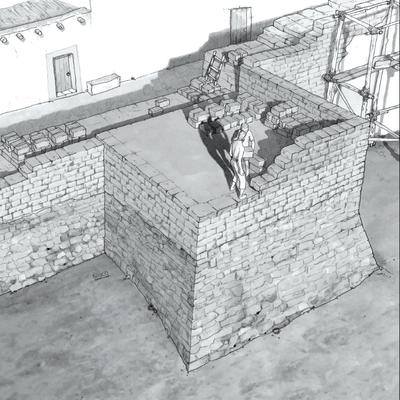 Fortificación del oppidum ibérico de Puente Tablas (Jaén, España)