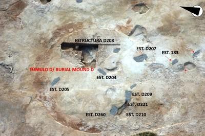 Túmulo D de la necrópolis ibérica de la Noria (Fuente de Piedra, Málaga, España)