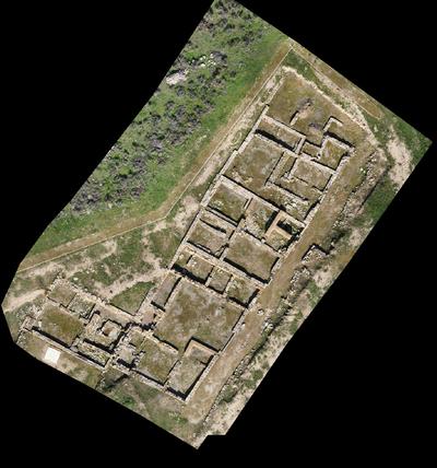 Área urbana del oppidum ibérico de Puente Tablas (Jaén, España)