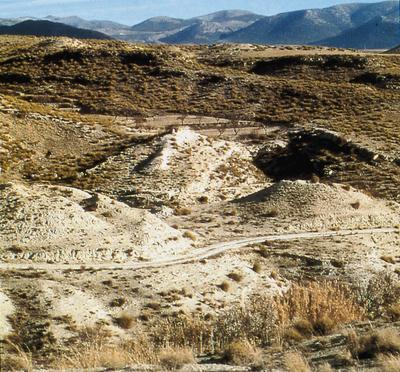 Necrópolis ibérica de Tútugi (Galera, Granada, España)