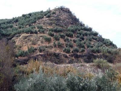 Oppidum ibérico de Cerro Alcalá (Torres, Jaén, España)