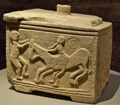 Caja de los Guerreros (Arjona, Jaén, España)