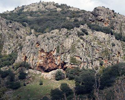 Exvoto 168 procedente del santuario ibérico de Collado de los Jardines (Santa Elena, Jaén, España)