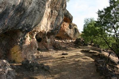 Exvoto 2703 procedente del santuario ibérico de Altos del Sotillo (Castellar, Jaén, España)