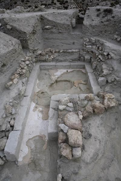 Tumba 75 de la necrópolis ibera de Tútugi (Galera, Granada, España)