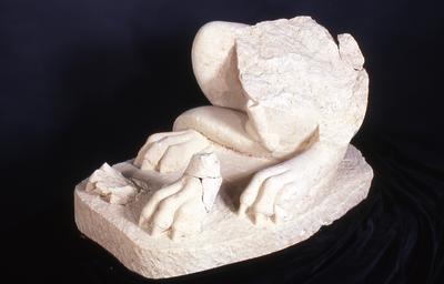 Figura zoomorfa, carnívoro. Conjunto escultórico de El Pajarillo (Huelma, Jaén, España).