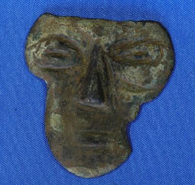 Exvoto anatómico procedente del santuario de Cueva de la Lobera (Castellar, Jaén, España)