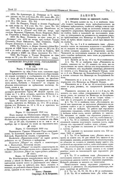 Закон за изменение Закона за окръжните съвети