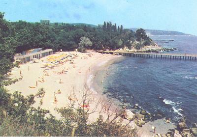 Варна. Курорт Дружба