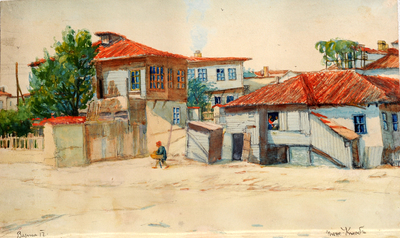 Стари варненски къщи