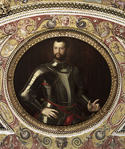 Cosimo I de' Medici, Grand Duke of Tuscany