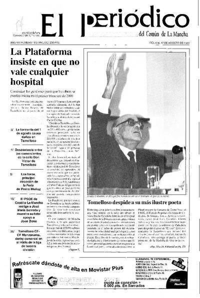 Periódico del Común de La Mancha, El